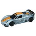 Autodrive Porsche 918 RSR Racing blau / grau 8 GB USB-Stick