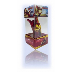 Avengers Iron Man Hand - rot/gold USB-Stick 2.0 in Displaybox