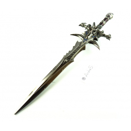 World of Warcraft - Frostmourne Schwert - Neu -Brieföffner Dekoration