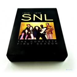 Saturday Night Live - the Complete First Season - 8 DVDs - 26,5h englisch