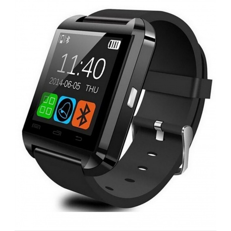 Smart Watch U8 iPhone App
