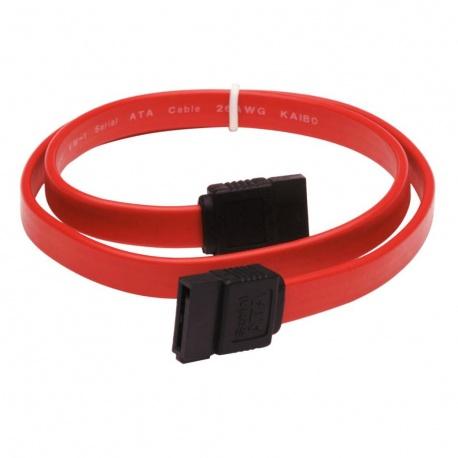 SATA Kabel 50cm (rot)