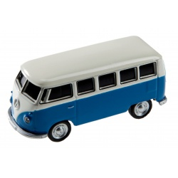 Autodrive VW Bus T1 Volkswagen Blue / White 32 GB USB Stick