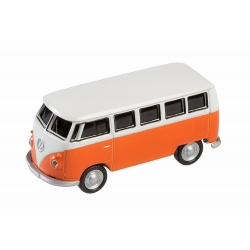 Autodrive VW Bus T1 Volkswagen Orange / White 32GB USB Stick