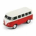 Autodrive VW Bus T1 Volkswagen Rot / Weiß 32 GB USB-Stick