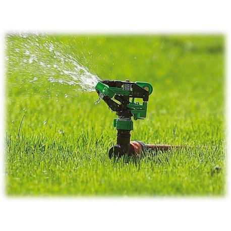 Impuls-Rasensprenger Royal Gardineer mit Erdspieß Rasensprinkler