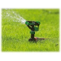 Impulse lawn sprinkler Royal Gardineer with earth skewer lawn sprinkler