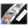 Cars Armbanduhr Kids Time Kinderuhr, verschiedene Motive - Silikon Armband Blau/Bunt