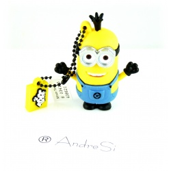 Minion Kevin 16GB USB Stick (both arms high, rejoice) license model