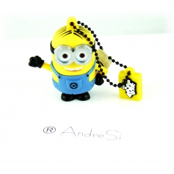 Minion Dave 16GB USB Stick (1 Arm hoch) Lizenzmodell