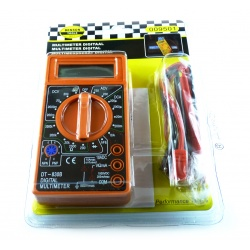 Digital Multimeter HÖFFTECH Current Multiple Meter Voltmeter Voltage Tester