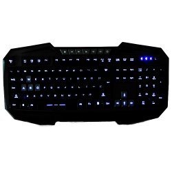 r-horse English keyboard 104 keys backlight gaming keyboard wired usb Prof USB (K145U)