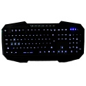 r-horse englische Tastatur 104 Tasten backlight gaming keyboard wired usb Prof USB (K145U)