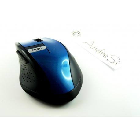 2.4GHz 6d Rapoo 3200 Ergonomic USB Wireless optical PC Mouse Optical Mini Adapter