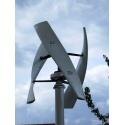 Windrad Real-Energy 20-650W (weis o.silber) MMPT Hybrid Set Windkraft