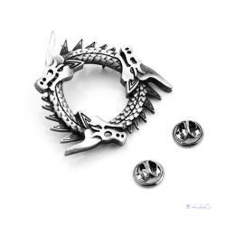 G.o.Throne Drachen Brosche der Unbefleckten Beschützer der Mutter der Drachen
