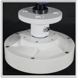 600W Generator perm.Magnet für Windräder (weis) Windkraft 300rpm 24 oder 48 Volt
