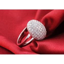 Bellas Hochzeits-Ring & Verlobung 925er Silber mit Cubic Cirkonia zur Twilight Saga