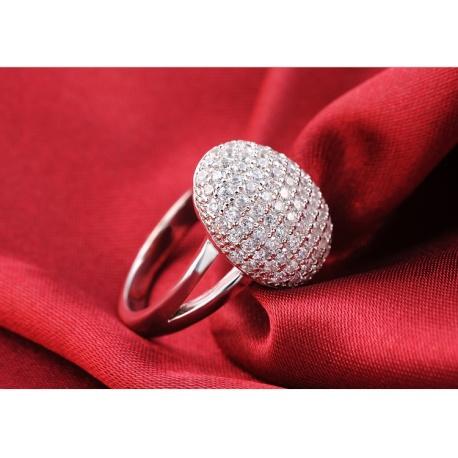 Bellas Hochzeits-Ring & Verlobung 925er Silber zur Twilight Serie