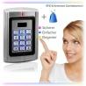 Ber?hrungsloser RFID Codeschloss, T?r?ffner, ?ffnen mit RFID Transponder oder (und) Passwort, 125khz, Code Tastatur