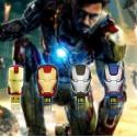 8GB USB-Stick Iron Man Mark VI, Mark 42, War Machine oder Iron Patriot