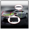 Einparkhilfe Parkhilfe R?ckfahrwarner mit Farb-Display + Steuerger?t + 4 Sensoren in verschiedenen Farben