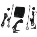 Motorcycle Motorcycle Helmet Intercom with 2 Headset MP3