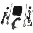 Motorrad Motorradhelm Intercom mit 2 Headset MP3