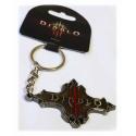 Diablo III - Schlüsselanhänger aus Metall mit Schattierung - Blizzard Entertainment