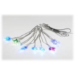 """USB Lichterkette """"Stars"""" LED Farbwechsel Lichterkette Gadget für den USB-Port"""