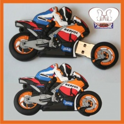Honda Motorrad Racing - 64GB USB Stick 2.0 - Motorace Motobike