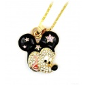 Enchanting Crystal Mouse - 8GB USB Stick