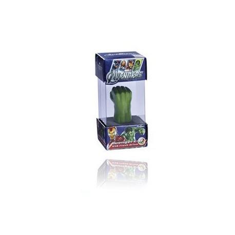 Marvel Avengers Hulk Faust in Box 8GB USB-Stick f?r PC / Laptop