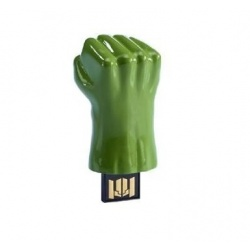 Marvel Avengers Hulk Fist 8GB USB Stick for PC/Laptop