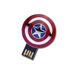 Marvel Avengers America Captain 8GB USB-Stick für PC / Laptop