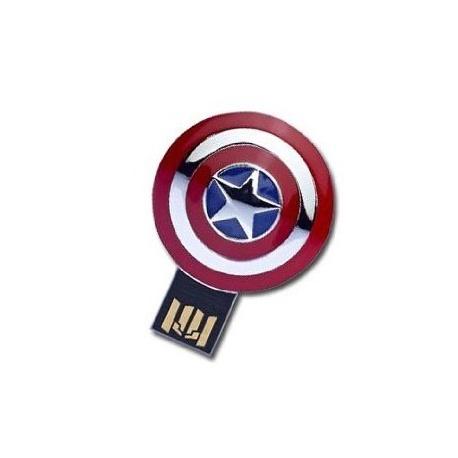 Marvel Avengers America Captain 8GB USB-Stick f?r PC / Laptop
