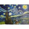 """Van Gogh ?l Gem?lde """"Sternennacht"""" handgemalte Replik des Original's"""