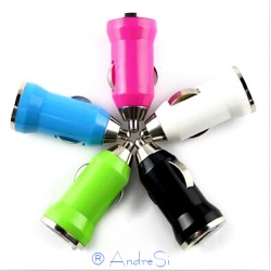 USB adapter for cigar lighters