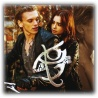 "City of Bones - Chroniken der Unterwelt - Runen-Ring ""Rune der Furchtlosigkeit"" - Rune Fearless - The Mortal Instruments"