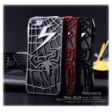 Spider Man Spider Lightning Cover - iPhone 5 Protective Case - Cover Case - Comic Fashion
