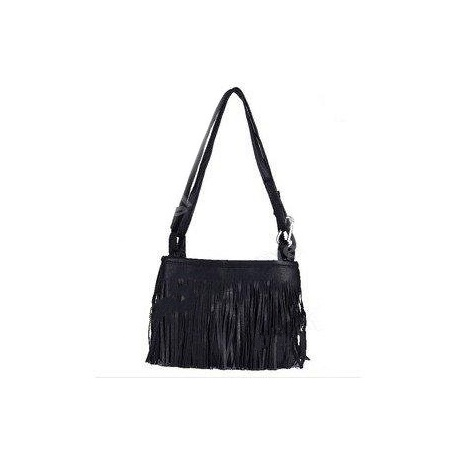 Fringe Tassel Shoulder Messenger Bag Hand Style Women lady Satchel