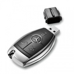 Mercedes-Benz Key 8GB USB 2.0 Flash Drive Mercedes-Benz Key