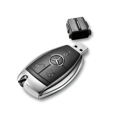 Tech Design 8GB USB 2.0 Flash-Laufwerk Mercedes-Benz Key