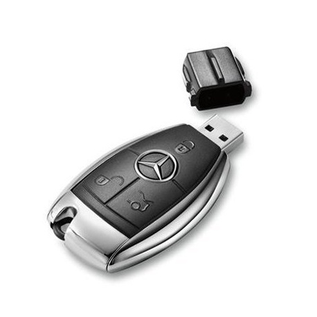 Tech Design 8GB USB 2.0 Flash-Laufwerk Mercedes-Benz Key