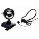 Webcams & Heatsets - PC Zubehör