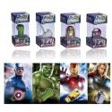 Avengers (Iron Man, Hulk, Captain America, Thor)