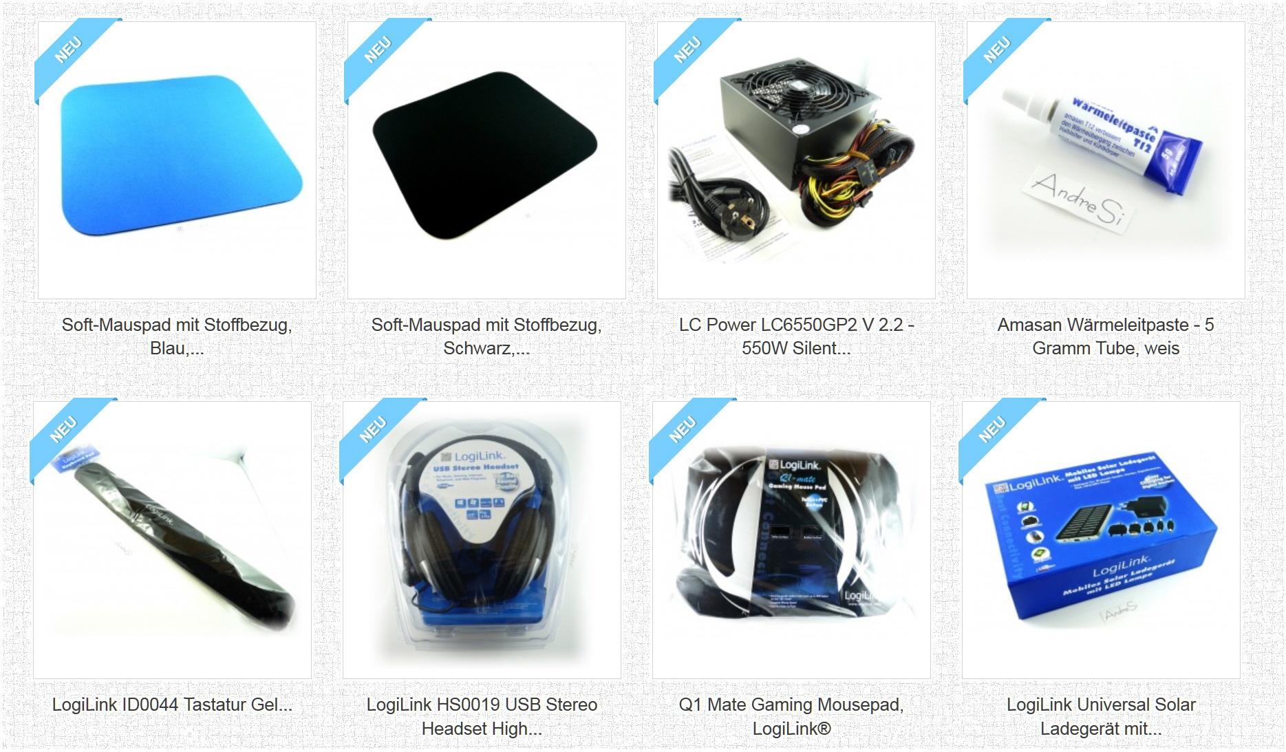 Tecnologia de PC y accesorios