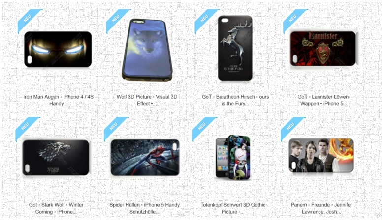 stylish mobile phone cases