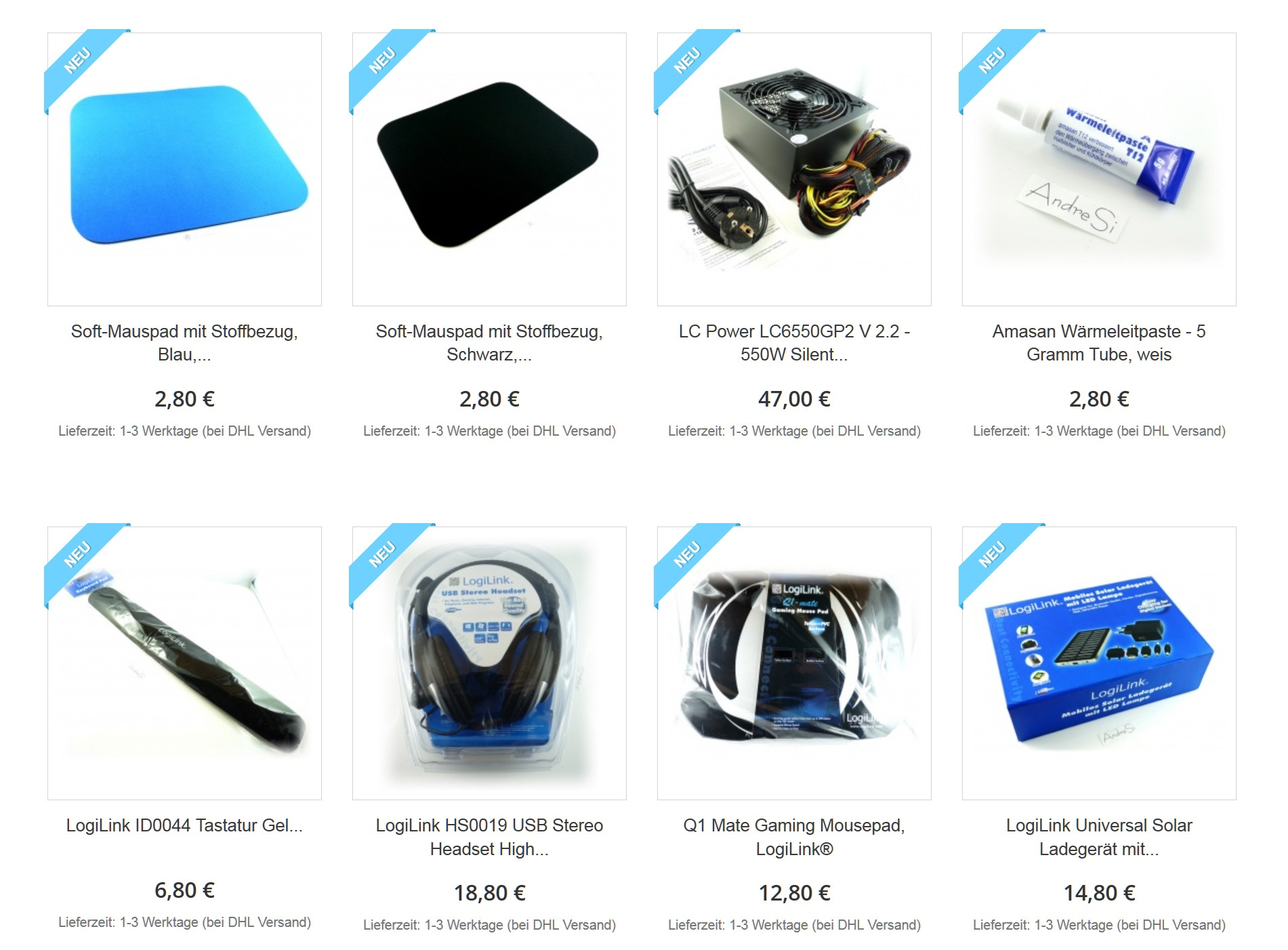 PC Technology & Accessories