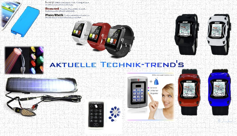 Current technology trend's